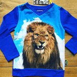 De Kunstboer longsleeve LION_