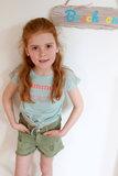 Emma in LMJ en Miraclesoutfit
