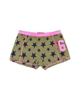boxer met korte pijpjes girls 2-pack