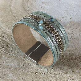Miracles armband Remke Mint