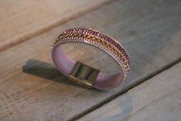 Miracles Armband Dea Pink