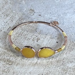 Miracles Armband Dorien Yellow