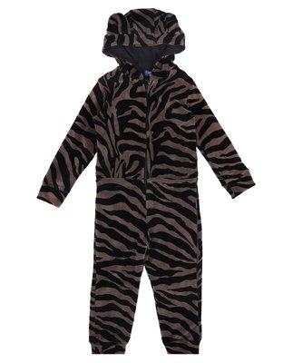 Claesen's Onesie Black Zebra