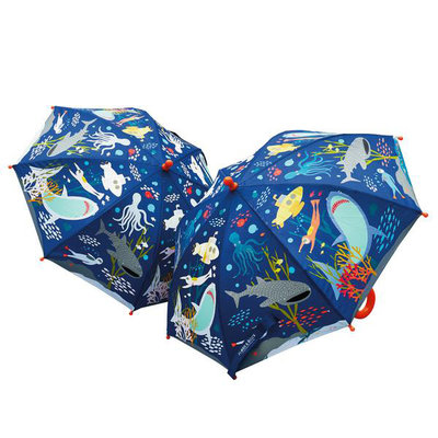 Floss & Rock magische paraplu Oceaan