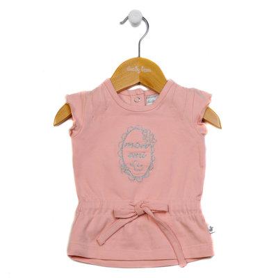 T-shirt Ducky Beau Powder Pink