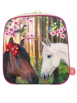 De Kunstboer rugzak paard