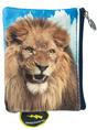 De Kunstboer portemonnee LION