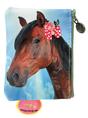 De Kunstboer portemonnee paard