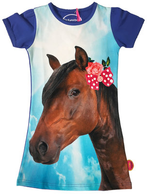 De Kunstboer jurk paard