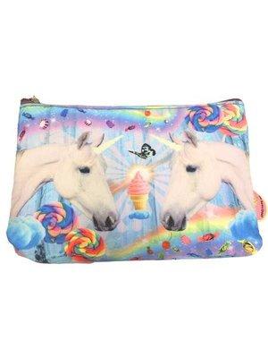 De Kunstboer Big etui 2 unicorns