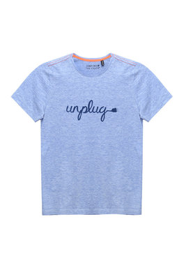 Jumping The Couch unplug t-shirt