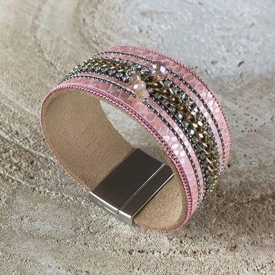 Miracles Armband Remke Pink