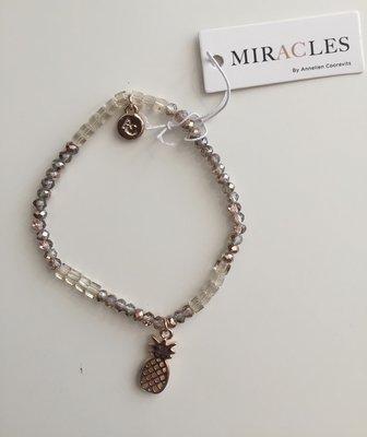 Miracles armband ananas KIDS