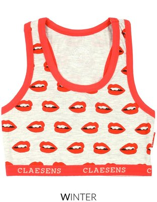 Claesen's SET Sporty Top + 2 boxershorts LIPS
