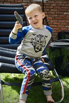 Claesen's Sweater Tiger