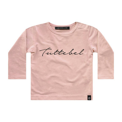 Your Wishes Longsleeve Tuttebel Pink