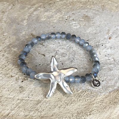 Miracles Armband Sea Star Blue