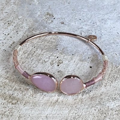 Miracles Armband Dorien Vintage Rose