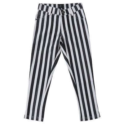 Little Miss Juliette Broek Stripes