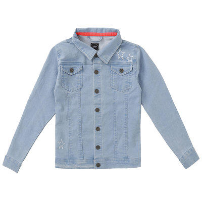Little Miss Juliette Jacket Denim