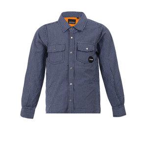 JTC Hemd blauw