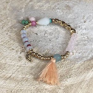Miracles armband ice cream colours