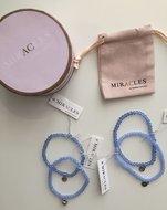 Armbanden voor grooten klein van Miracles by Annelien Coorevits.