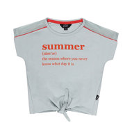 Little Miss Juliette SHirt SUMMER bij CEMALI